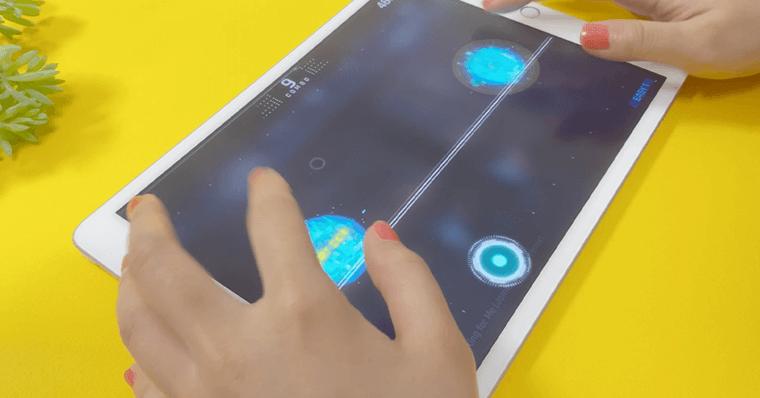 iPad活用 音ゲー