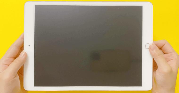 NIMASO ペーパーライクフィルム貼り付け フィルム手順6
