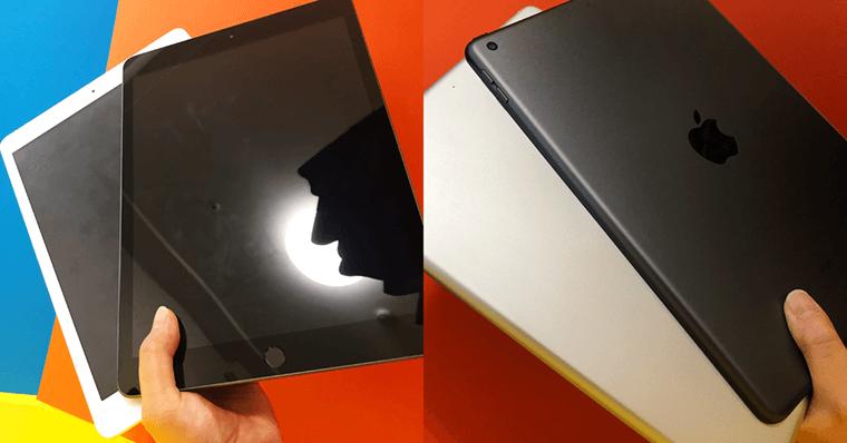 iPad第8世代とiPad第7世代の比較