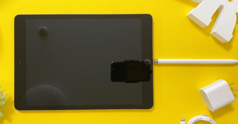 iPad第8世代はApplePencil第1世代のみに対応