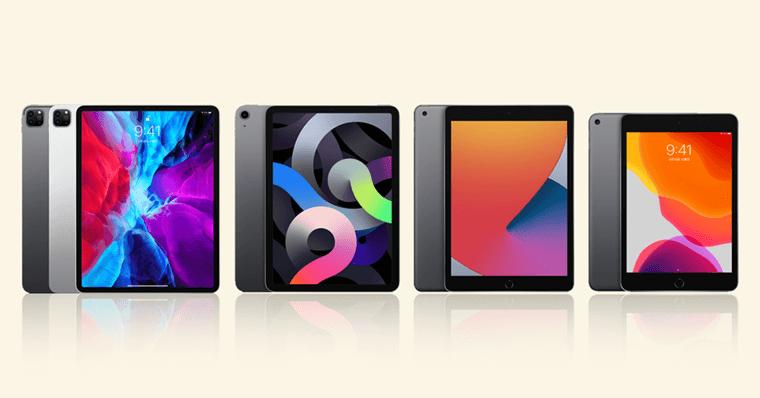 イラストを始めるならばどのiPadが良いのか?