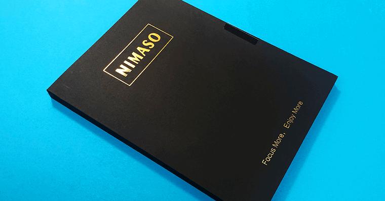 【NIMASO】ペーパーライクフィルム(上質紙)