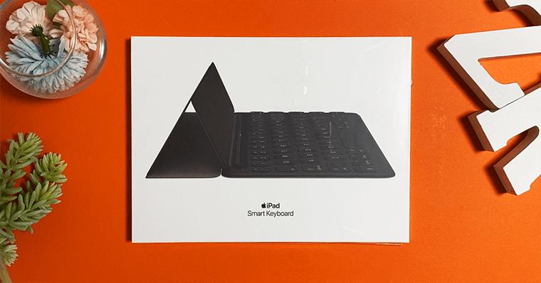 Smart Keyboard スマートキーボード 箱画像