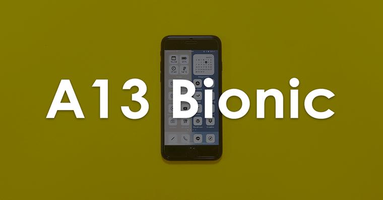 iPhoneSE2 A13Bionic