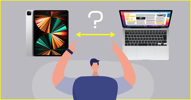 iPadとパソコンどっちが買い?